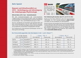 DGK HT 2014 Düsseldorf_Bahn Spezial